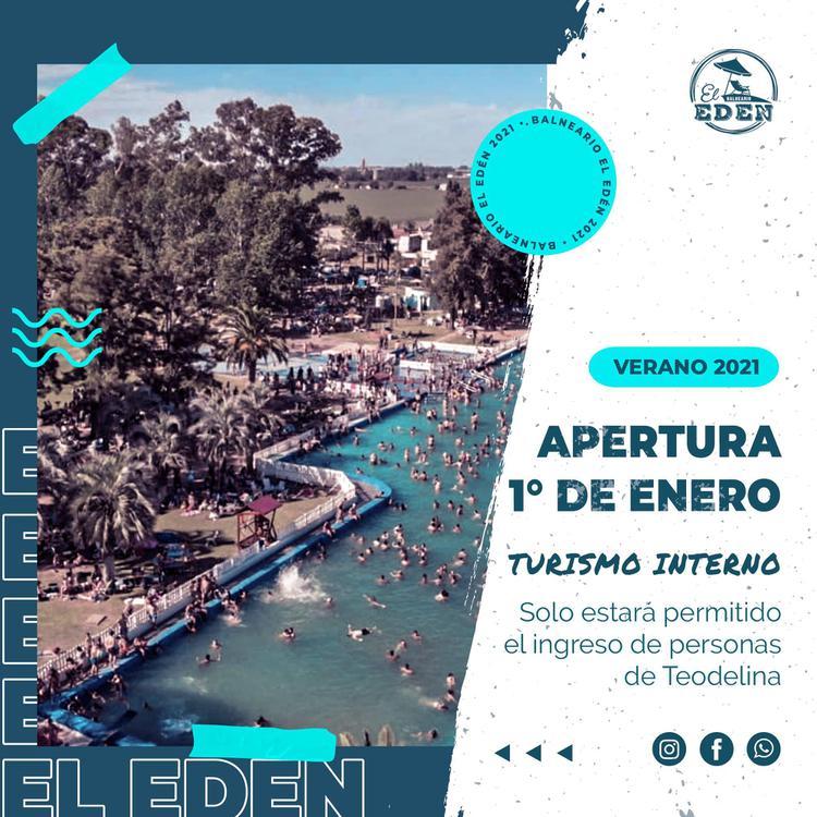 BALNEARIO EL EDÉN